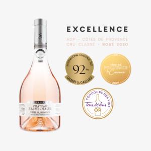 L'Excellence Rosé Medal